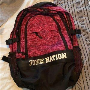 Pink Nation Backpack